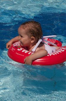 Надувные круги на шею для купания
