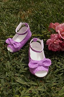 Детские сандалии из кожи