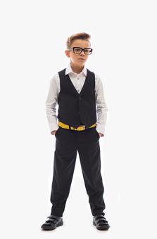Классические костюмы для подростков