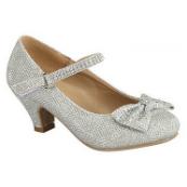 Бальные праздничные туфли для девочки