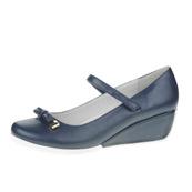 Туфли на танкетке для девочки