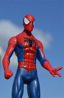 Игрушки Человек паук