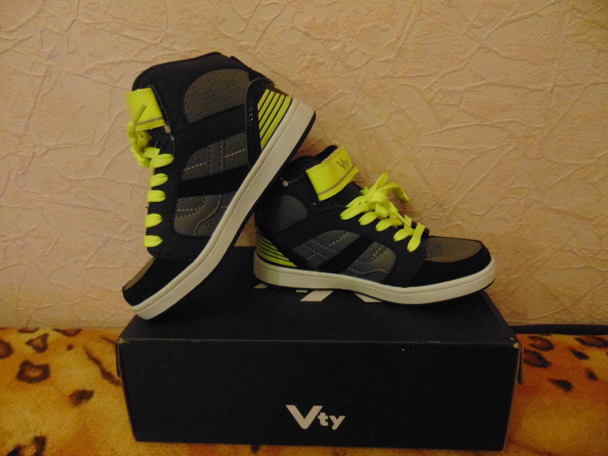 6ba293ab Кеды VTY 3769769, купить за 1 890 руб в интернет-магазине www.berito ...