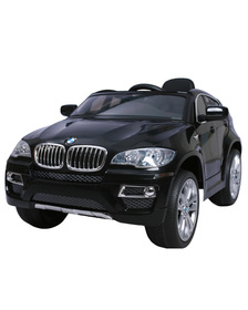 Электромобиль BMW X6 black metallic