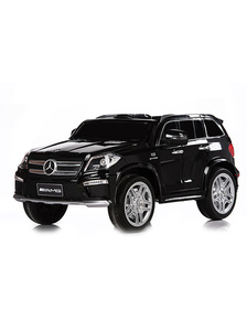 Электромобиль Mercedes-Benz GL63 черный