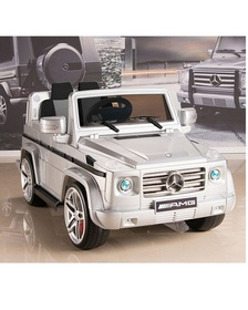 Электромобиль Mercedes-Benz DMD-G55 AMG New Version silver