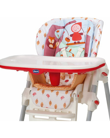 Съемный настил для стульчика Chicco Polly Double Phase Happy Land