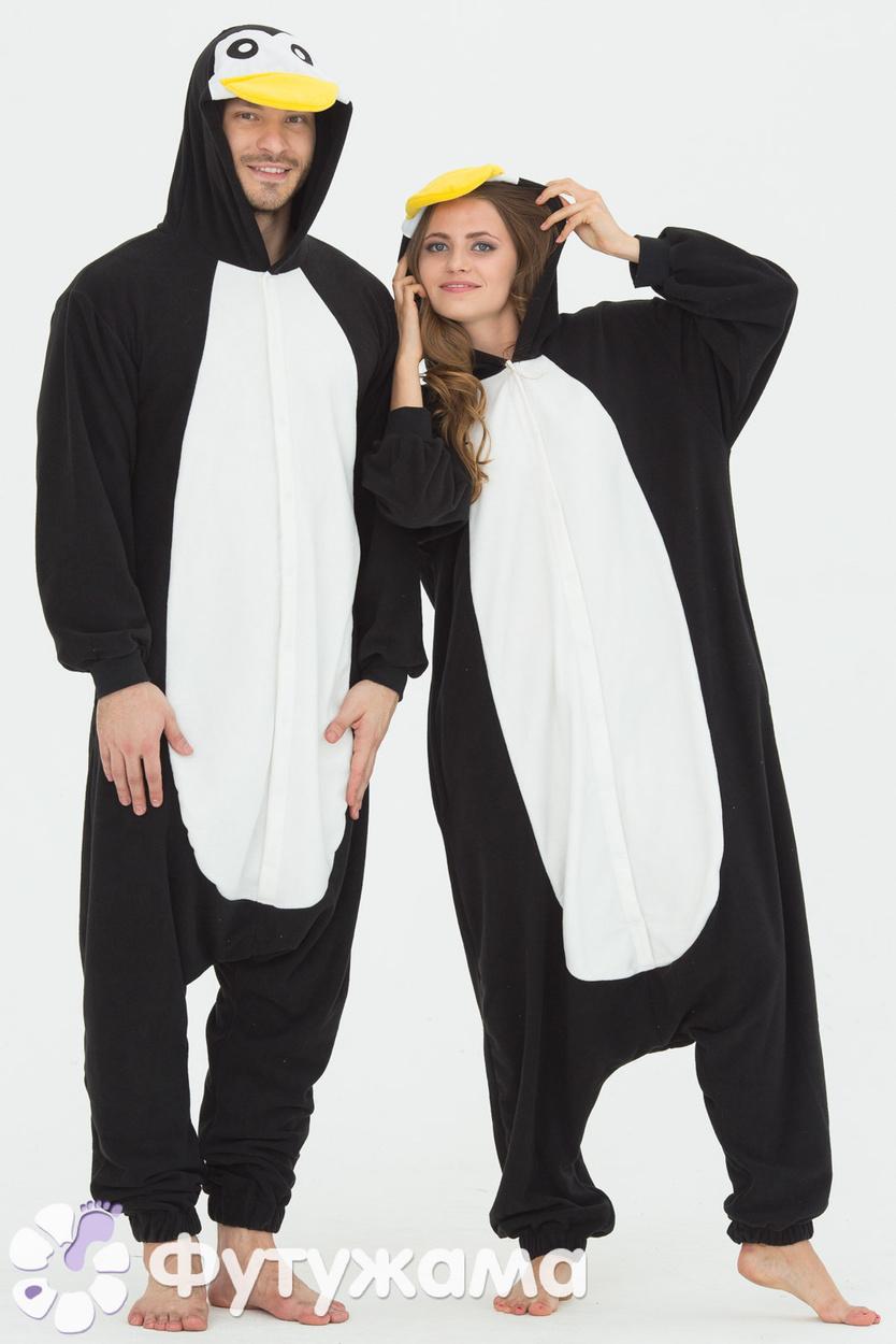 Пижама-кигуруми Пингвин Футужама для женщин 3899149 84971983a9657