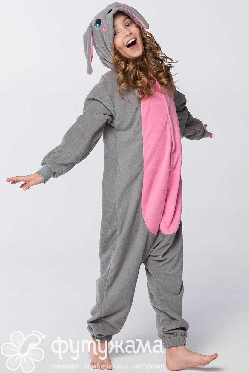 Детская пижама-кигуруми Кролик Футужама для девочки 3899210 330df4b919d45