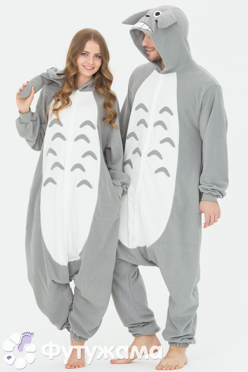 Пижама-кигуруми Тоторо Футужама для женщин 3899230 d051b5070dfa5