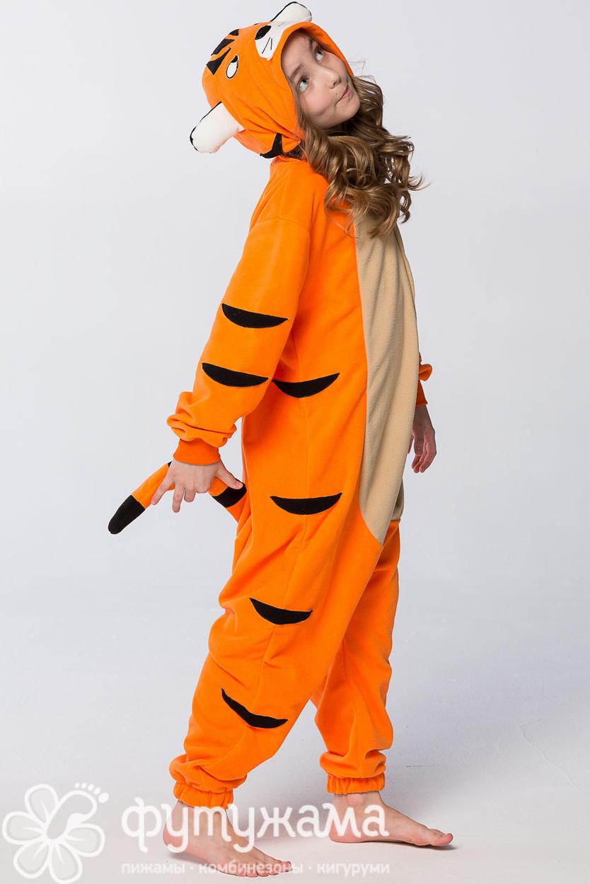 Детская пижама-кигуруми Тигр Футужама 3963131 c5632849658c2