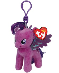 Брелок TY Пони Twilight Sparkle 15,24 см