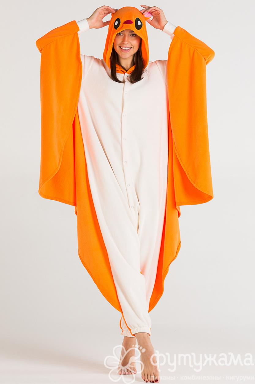 Пижама-кигуруми Белка-летяга Футужама для женщин 4017762 eb5394ab3316a