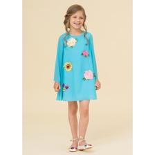 7ad41573c70 180 нарядных платьев с длинным рукавом для девочки купить от 475 руб ...