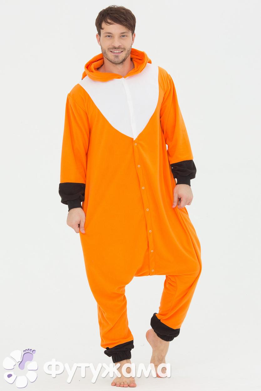 Пижама-кигуруми Лиса Футужама для женщин 4202146 8735c81961ab2