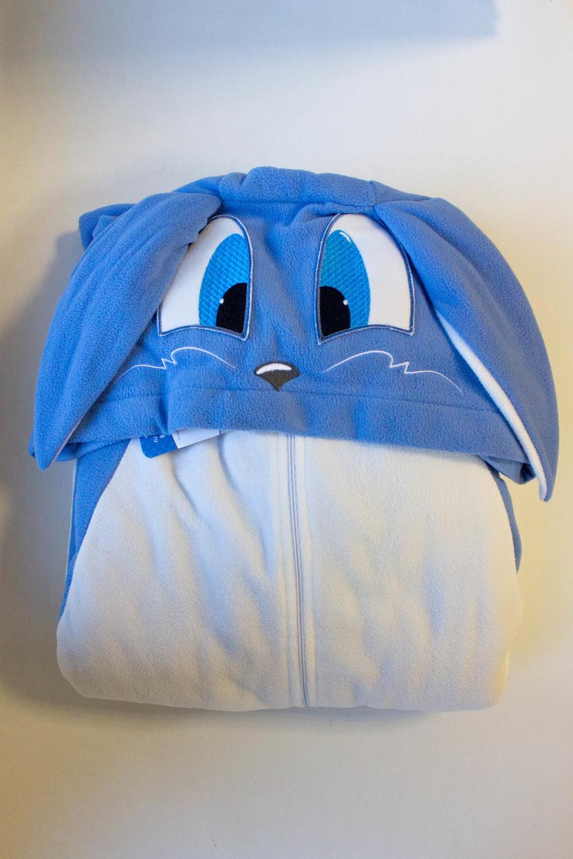 Пижама-кигуруми Зайчик Лапа Футужама для девочки 4213064 0a12687fe995c