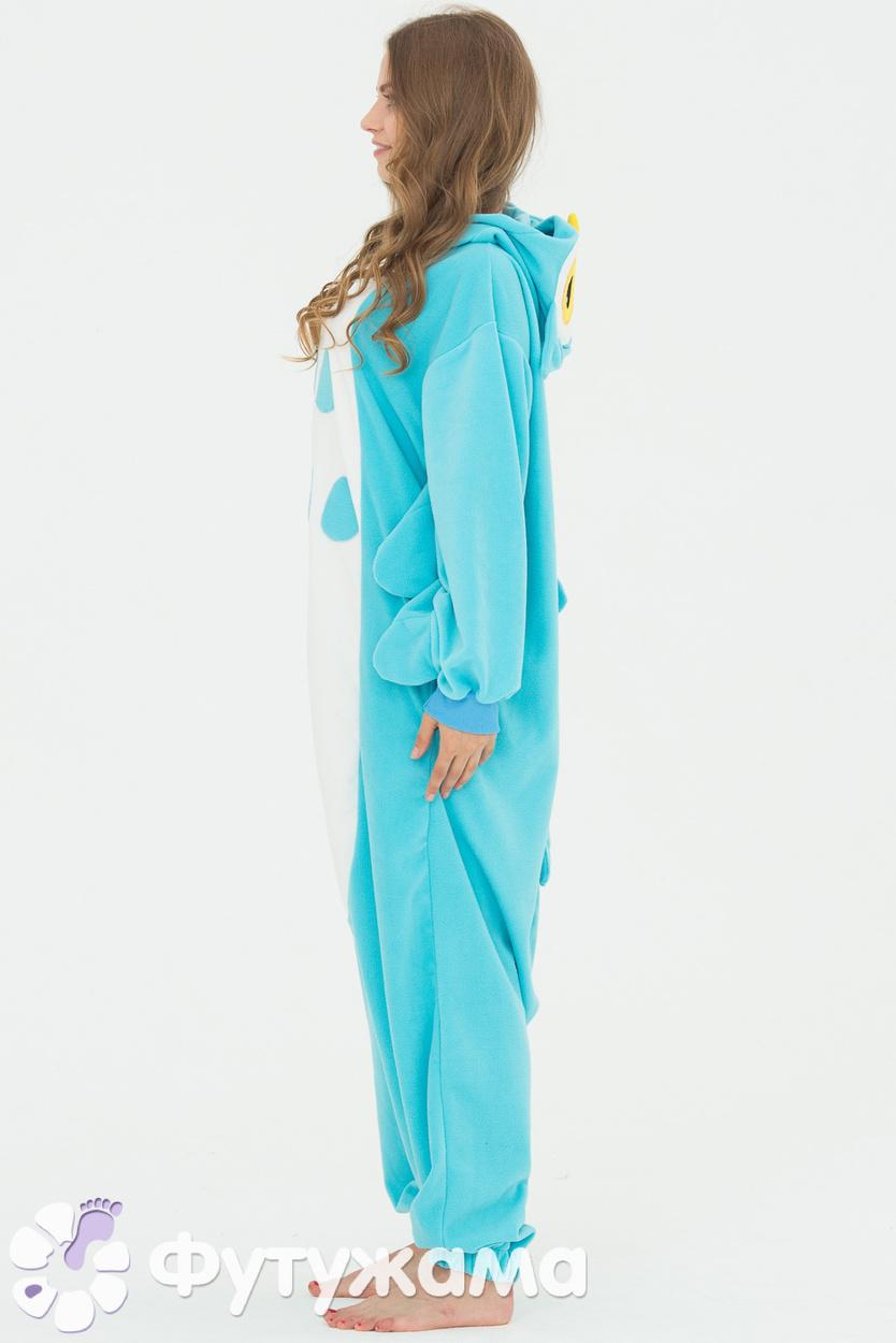 Пижама-кигуруми Сова Футужама для женщин 4217068 eaac0cc858f63