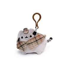 Мягкая игрушка Detective Pusheen Backpack Clip