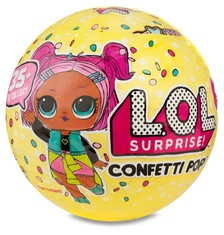 Кукла L.O.L. Surprise- Сюрприз в шарике Confetti - Series 3 Wave 1