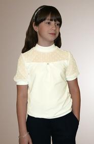 0f304f1126e Купить школьную блузку для девочки в Москве