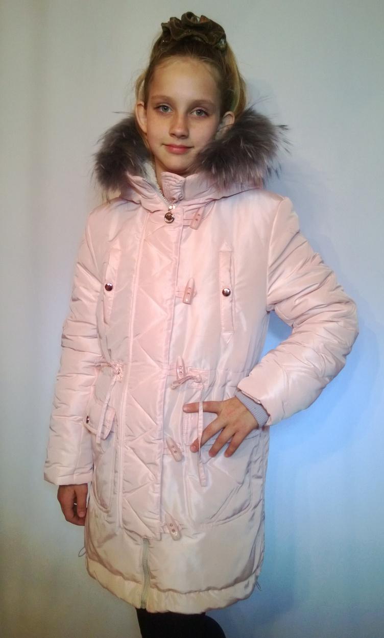 c9235180bb39 Зимняя куртка для девочки MALINOFFKAразмер 146-158, #4530126