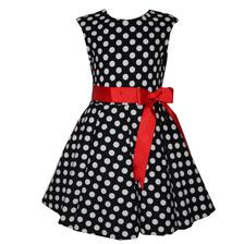 6d6215aa710 360 нарядных платьев в горошек для девочек купить от 499 руб в ...