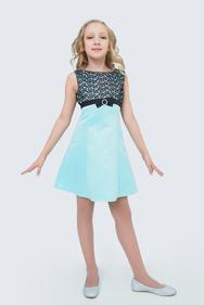 00b28d641b7 10 мятных платьев для девочки