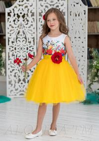 59cf64f9515 170 детских нарядных платьев Alolika купить от 1096 руб в интернет ...