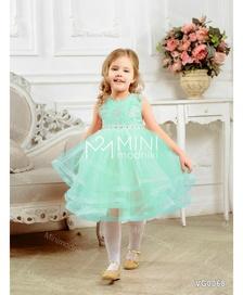 c6637c9c95c 100 платьев зеленого цвета для девочки купить от 535 руб в интернет ...