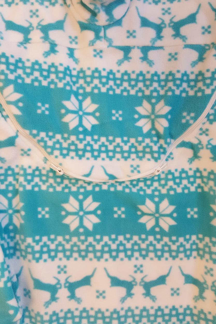 167bdf2b51970 Детская пижама-комбинезон