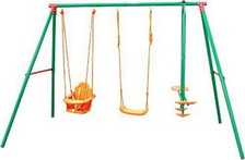 Качели DFC SWING AND GLIDER SET SGN-03