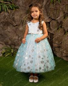 ce4df25bc78 1640 нарядных бальных платьев для девочки купить от 600 руб в ...
