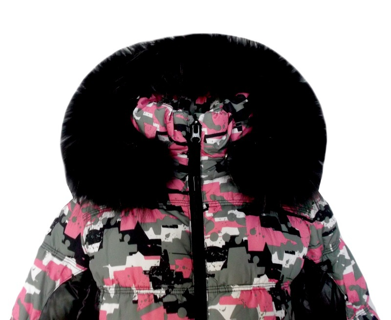 ad389805e60a Куртка пуховая для девочки Snowimageразмер 110-116, #4614762