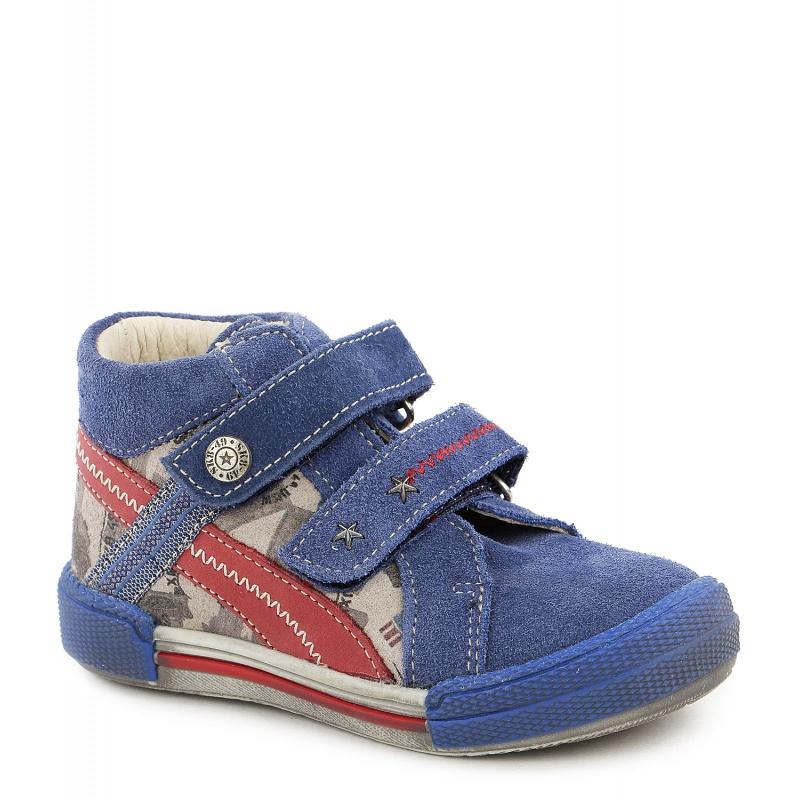 5fa51ef08 Ботинки BOPY на осень, весну для мальчика 4634199, купить за 2 891 ...