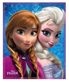 Плед флисовый Disney Frozen